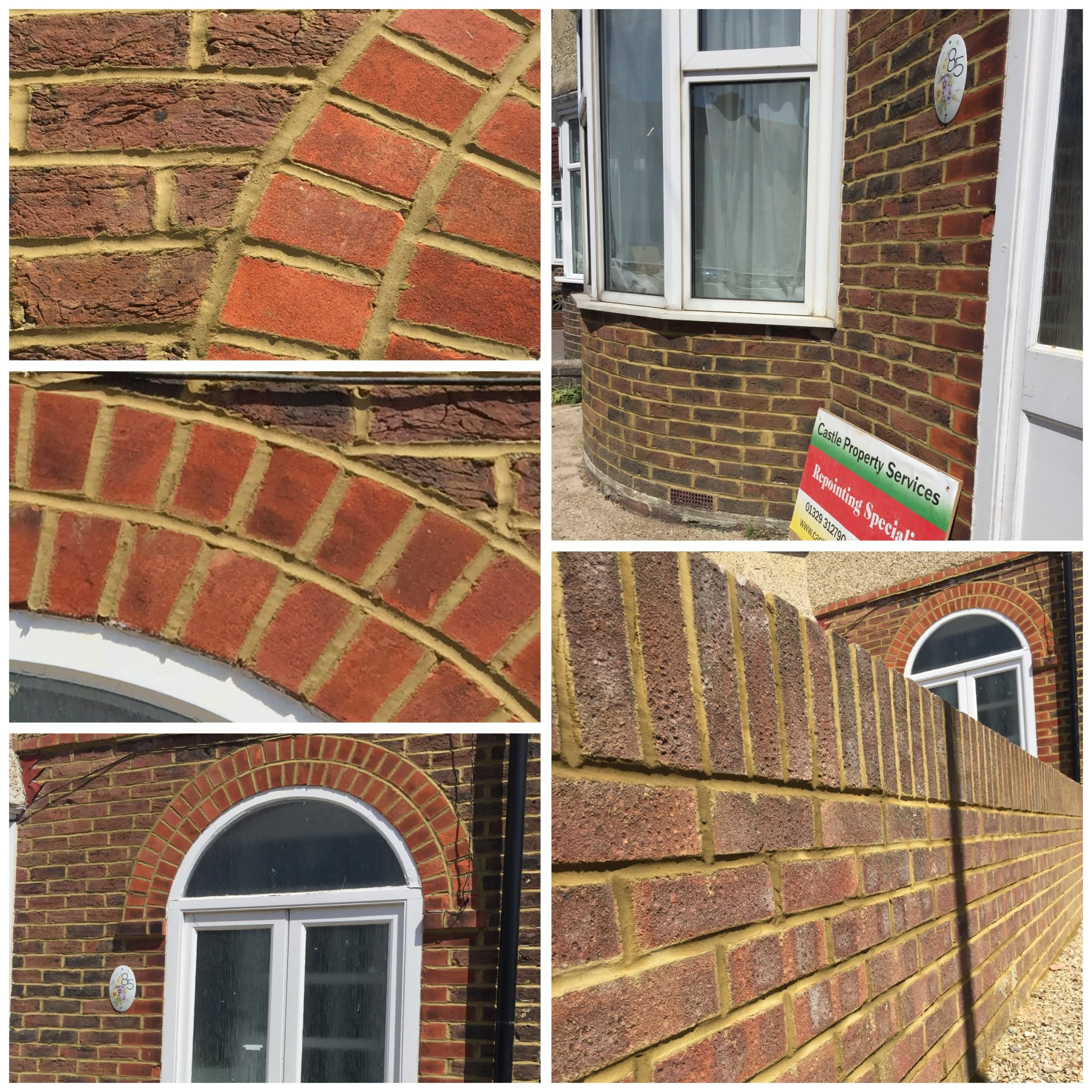 Castle Repointing Property Services - Gosport, Hampshire  - 02392 513113 | ShowMeLocal.com