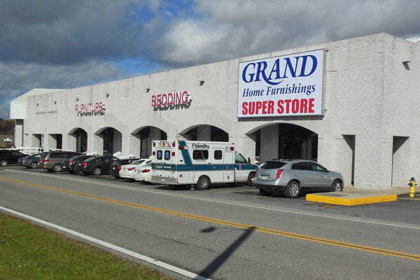 Grand Home Furnishings In Beckley Wv 25801