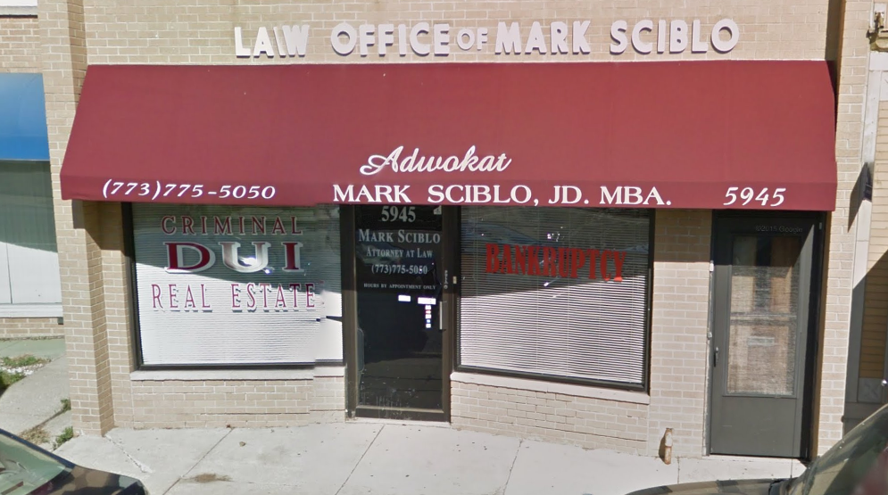 Law Offices of Mark Sciblo
