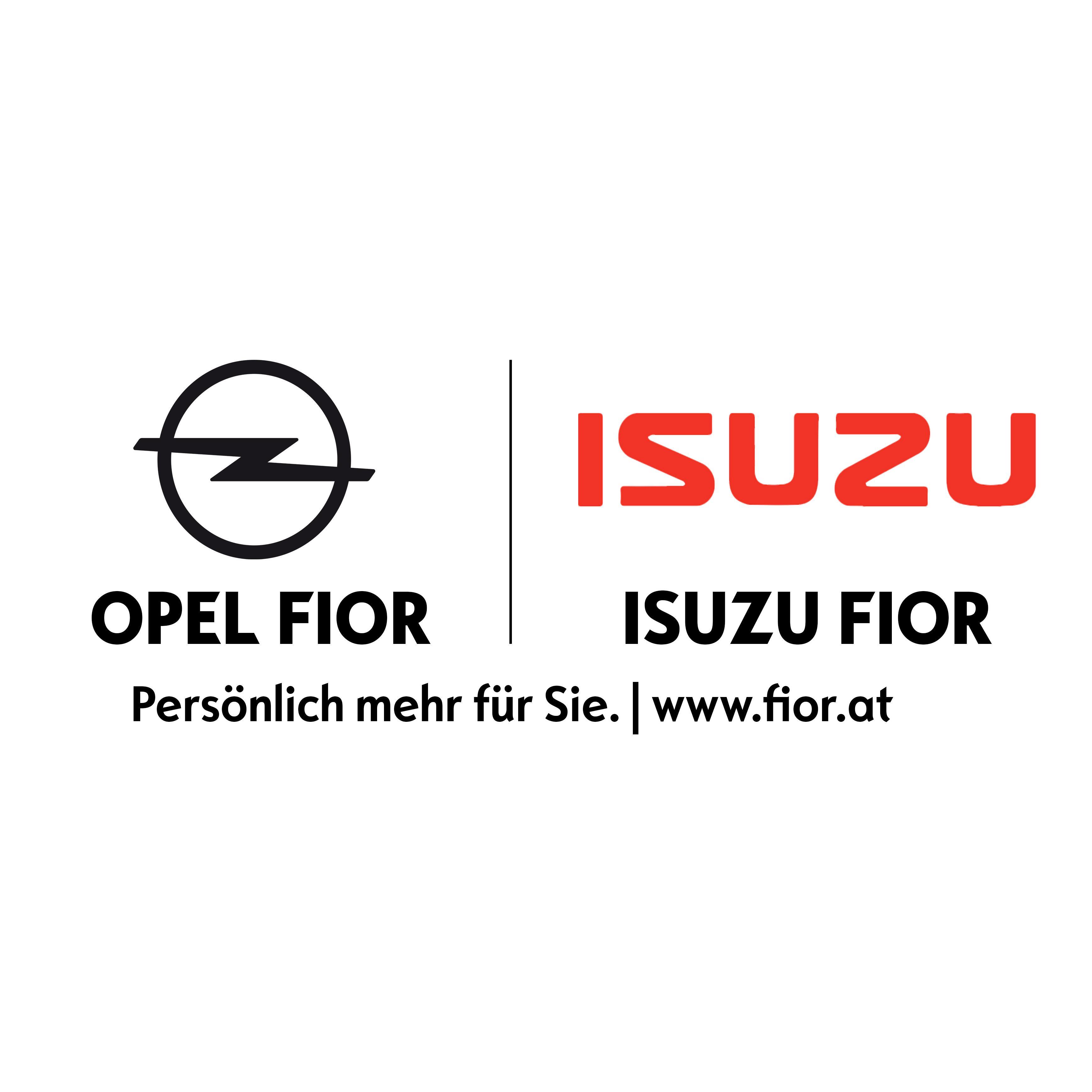 Opel Fior   Isuzu Fior Graz Logo