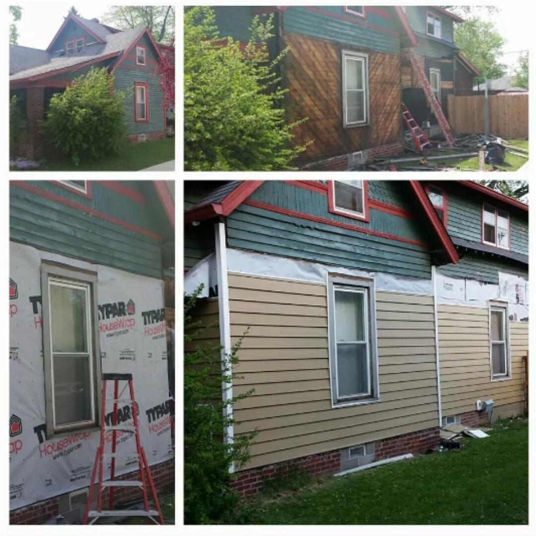 Don Harris Home Improvement Indianapolis Indiana In