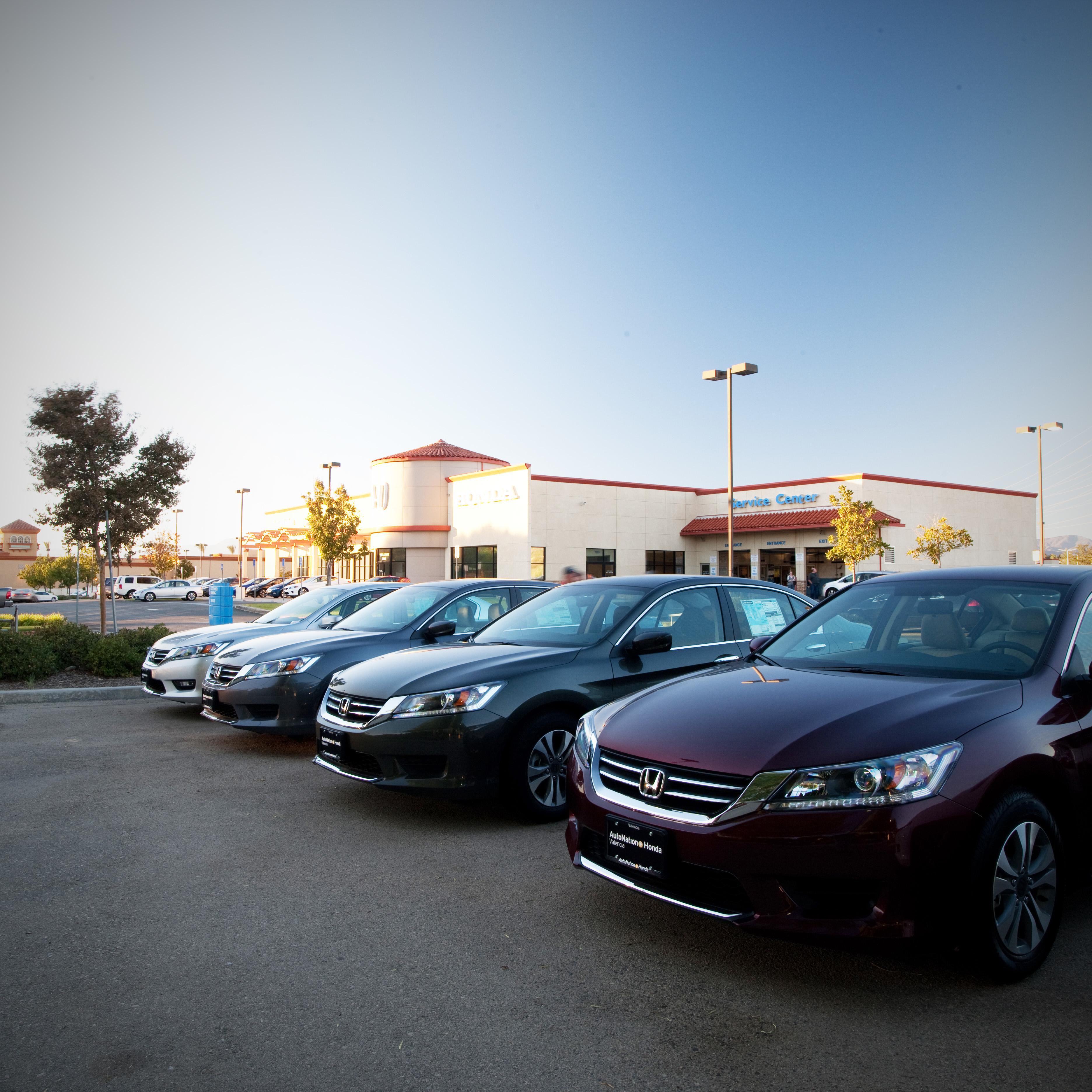 AutoNation Honda Valencia, Valencia California (CA