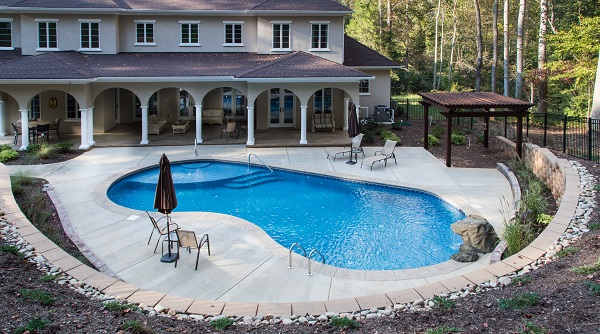INGROUND SWIMMING POOLS CAN ADD VALUE AND ENJOYMENT TO YOUR PROPERTY IN THE MOORESVILLE OR LAKE NORMAN, NC AREA.