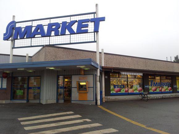 S-market Kokemäki