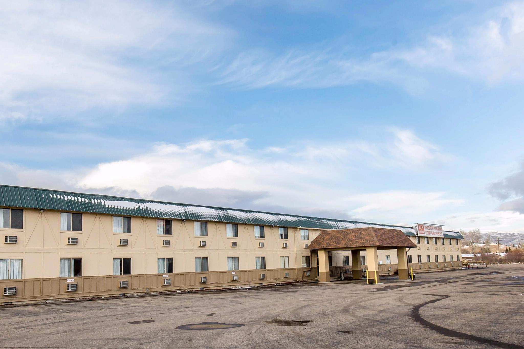 Hotels Near Evanston Wy