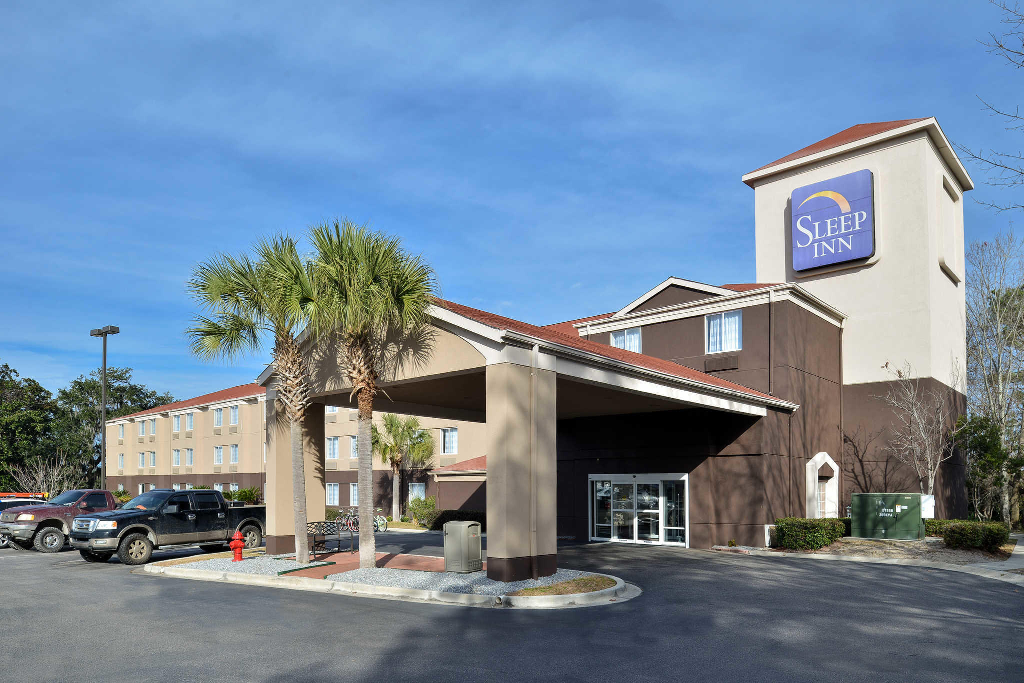 Pet Friendly Hotels Near Parris Island Sc