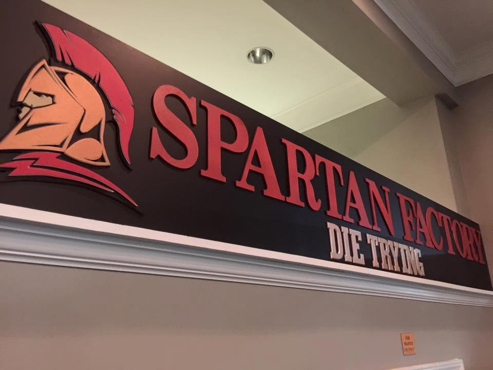 The Spartan Factory