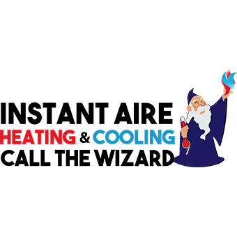 Instant Aire Heating and Cooling Logo