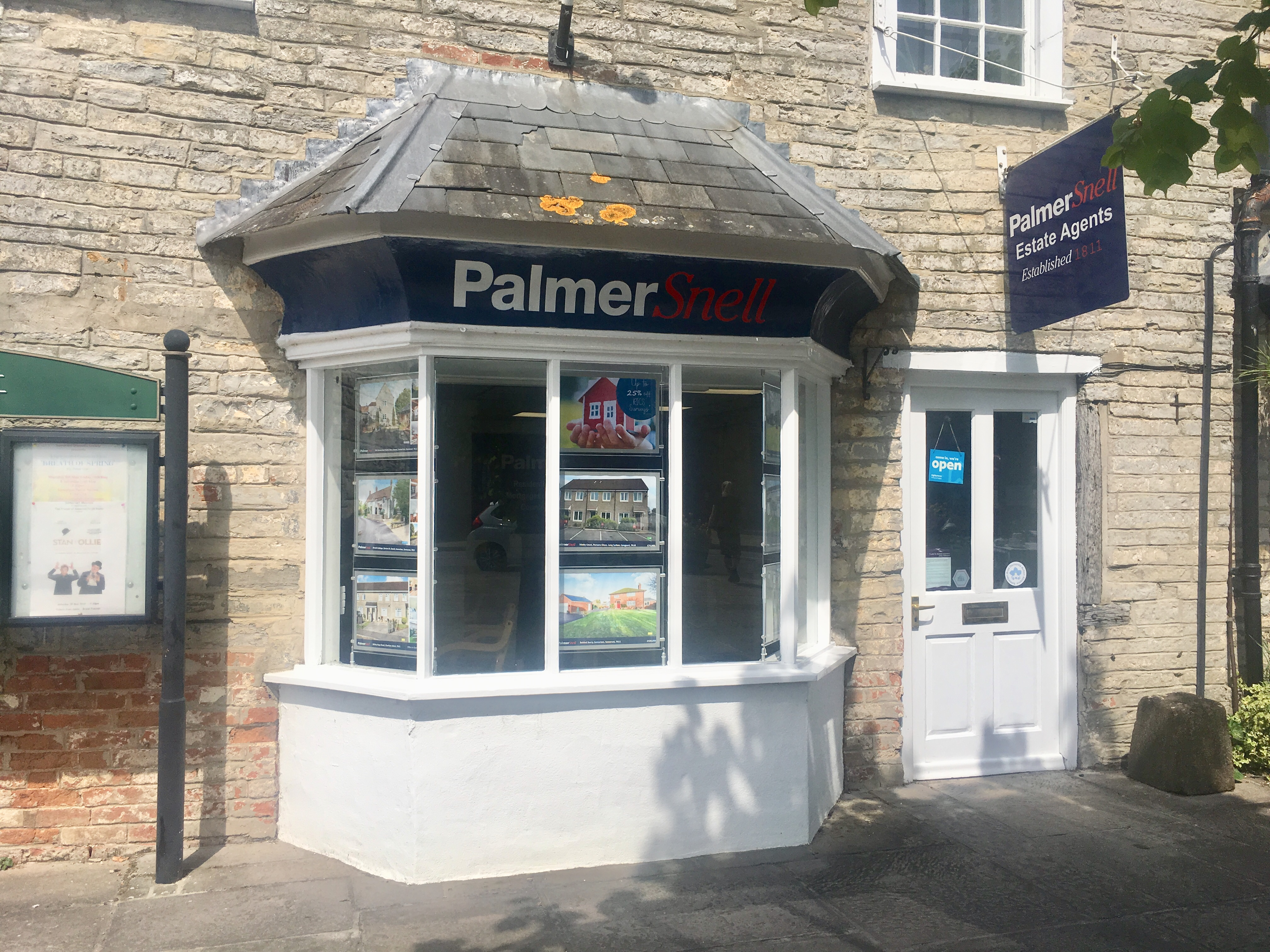 Palmer Snell Estate Agents Somerton