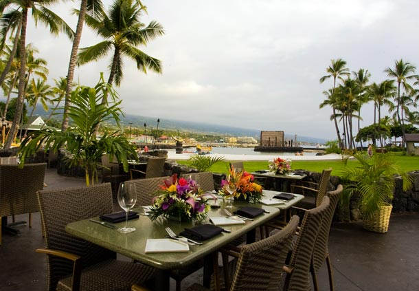 Luau Polynesian Catering Service Miami Fort Lauderdale: Courtyard By Marriott King Kamehameha's Kona Beach Hotel