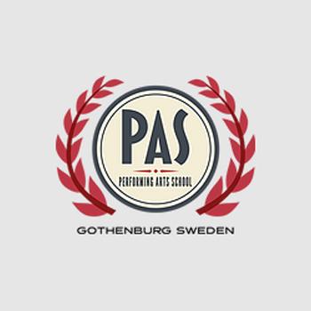 Performing Arts School PAS logo