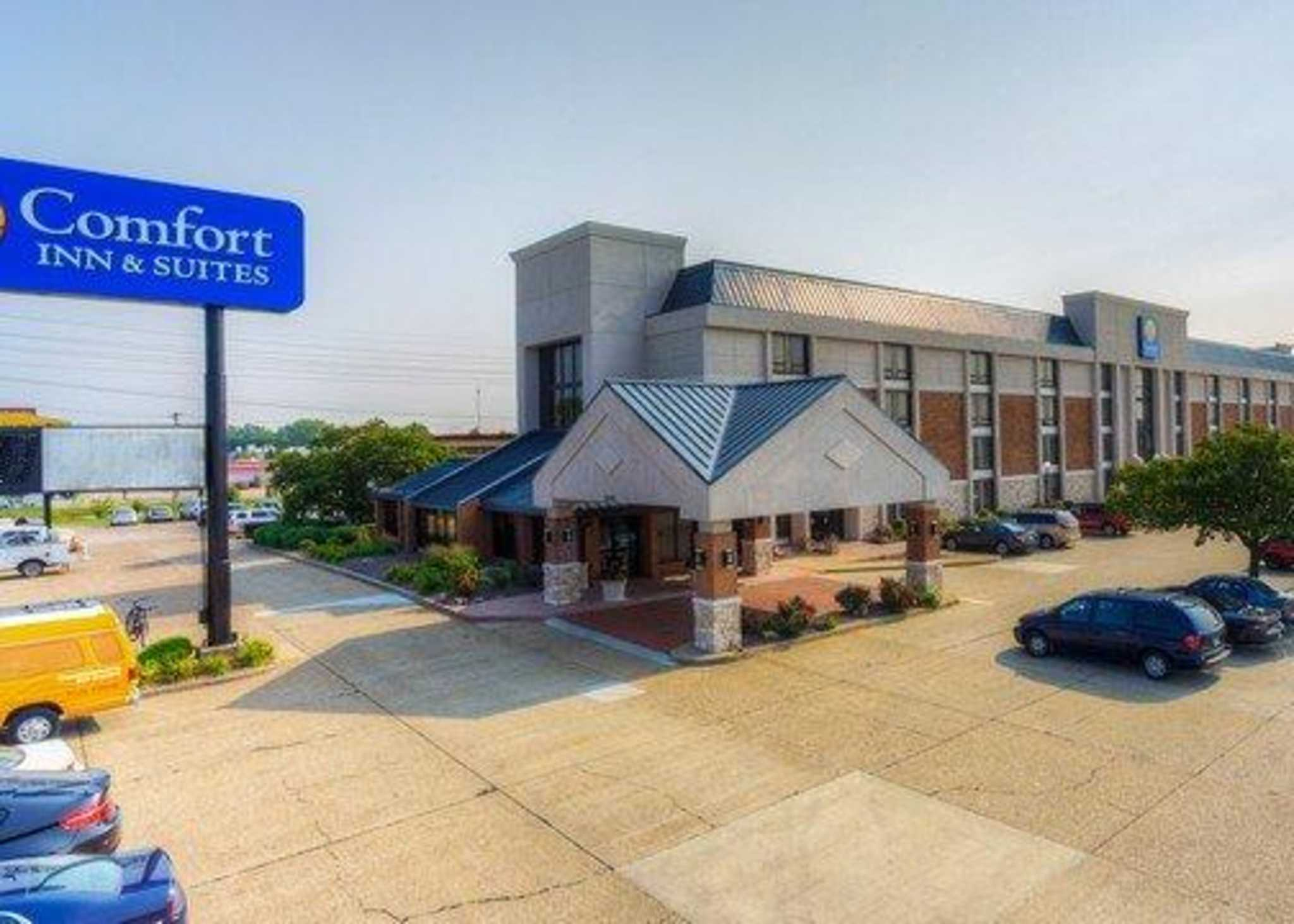 Comfort Inn & Suites Evansville Airport Coupons Evansville ...