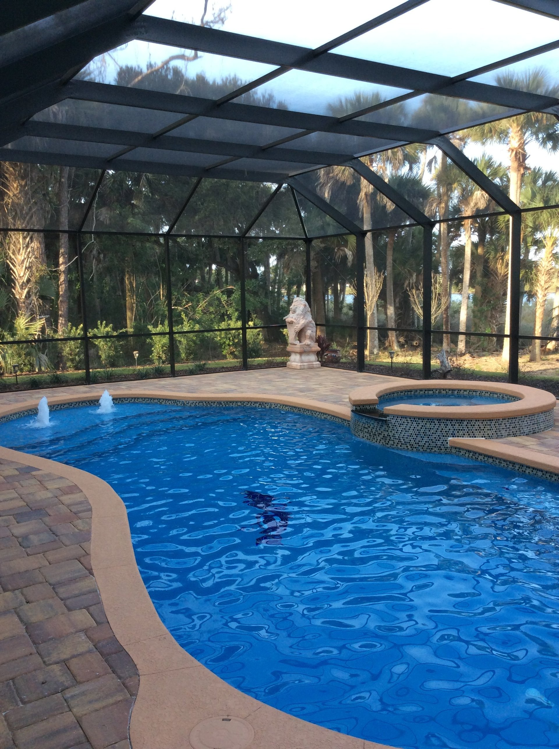 Waldhauer Son In Palm Coast Fl Swimming Pool Contractors Dealers Designers Yellow Pages