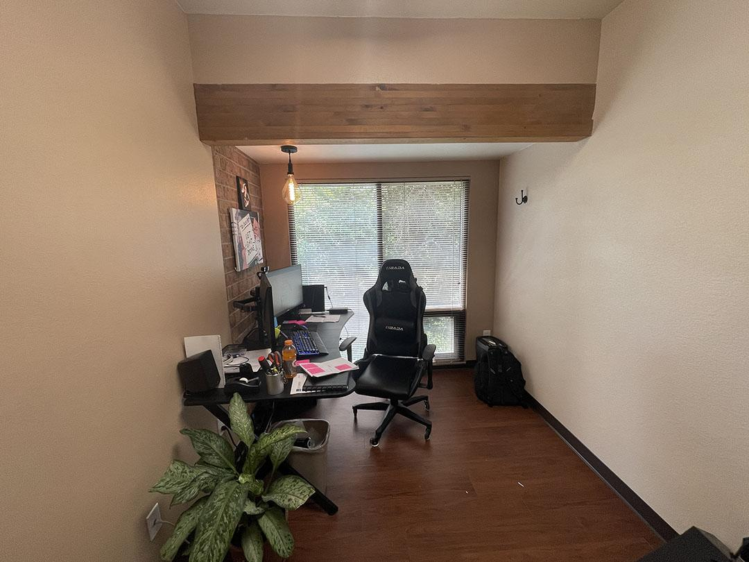 THM2G Kevin office