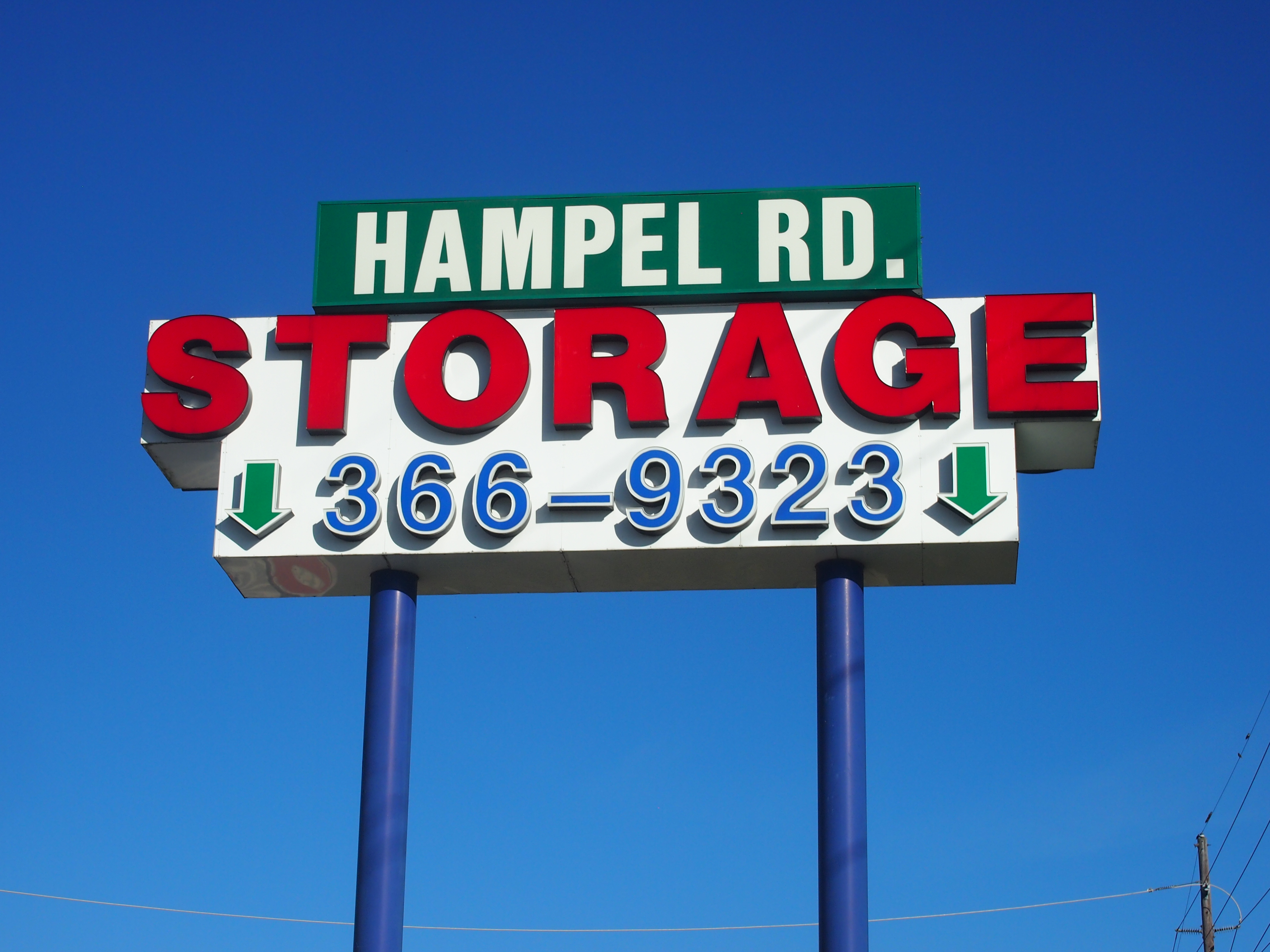 Hampel Road Storage