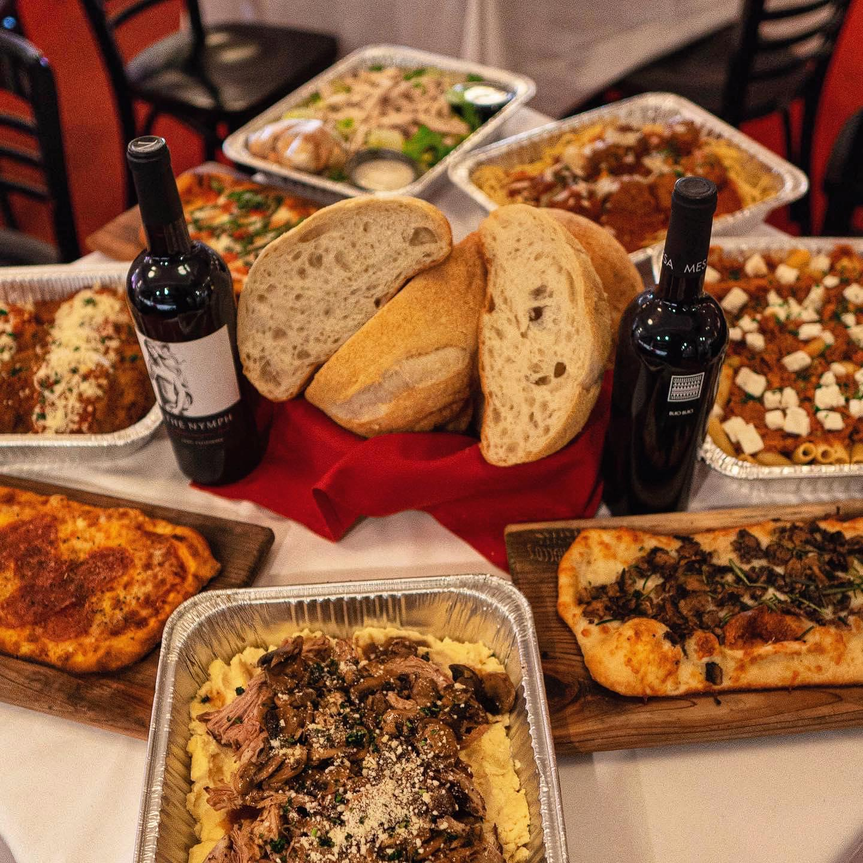 Saint Rocco's New York Italian