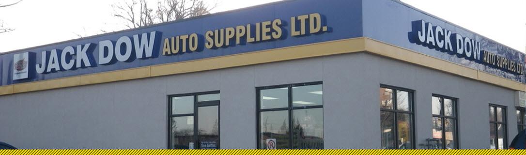 Jack Dow Auto Supplies Ltd