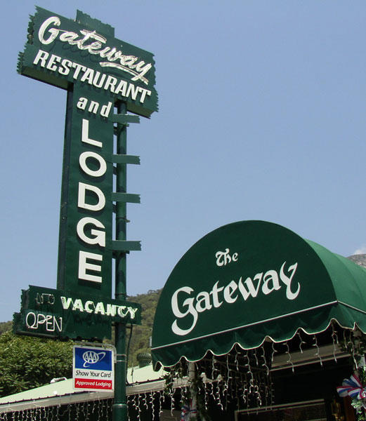 The Gateway Restaurant And Lodge Three Rivers Ca