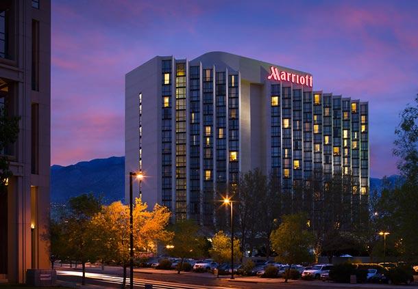 Room photo 12116 hotel albuquerque marriott hotel - Hilton garden inn albuquerque journal center ...