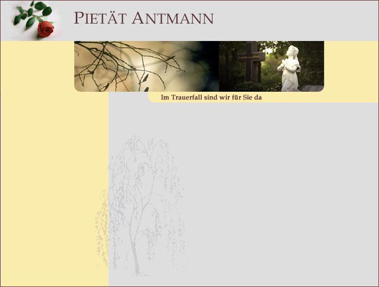 Pietät Antmann