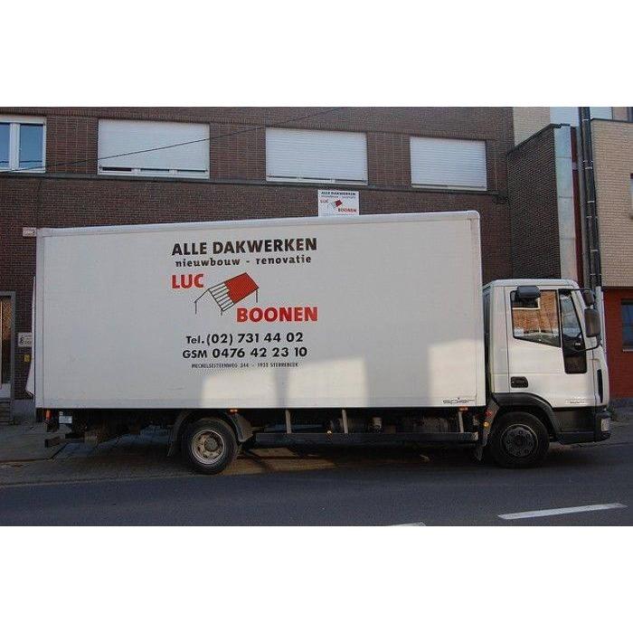 Dakwerken Luc Boonen bvba