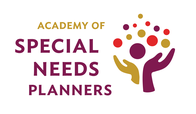 We are members of the Academy of Special Needs Planners