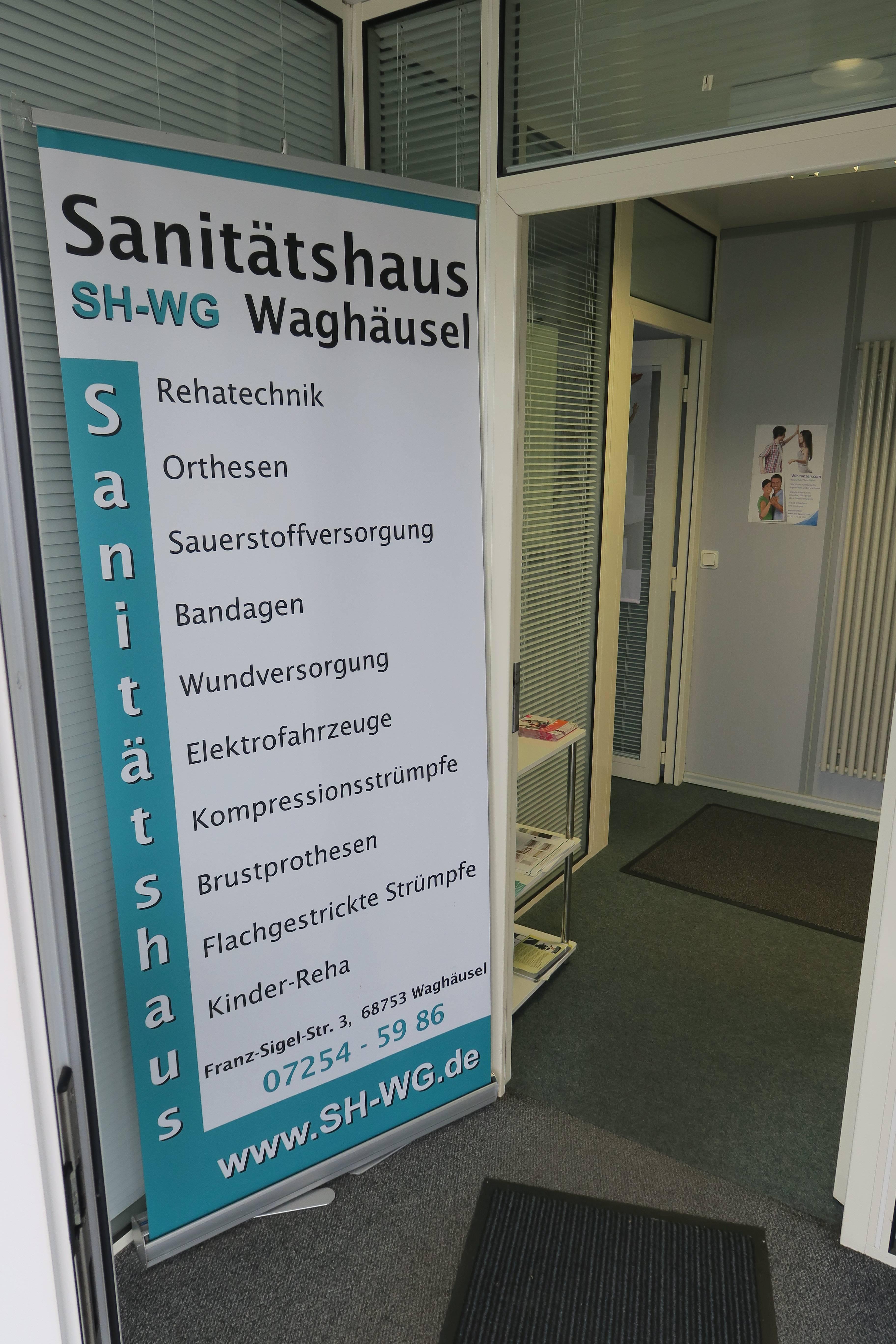 Sanitätshaus Waghäusel OHG