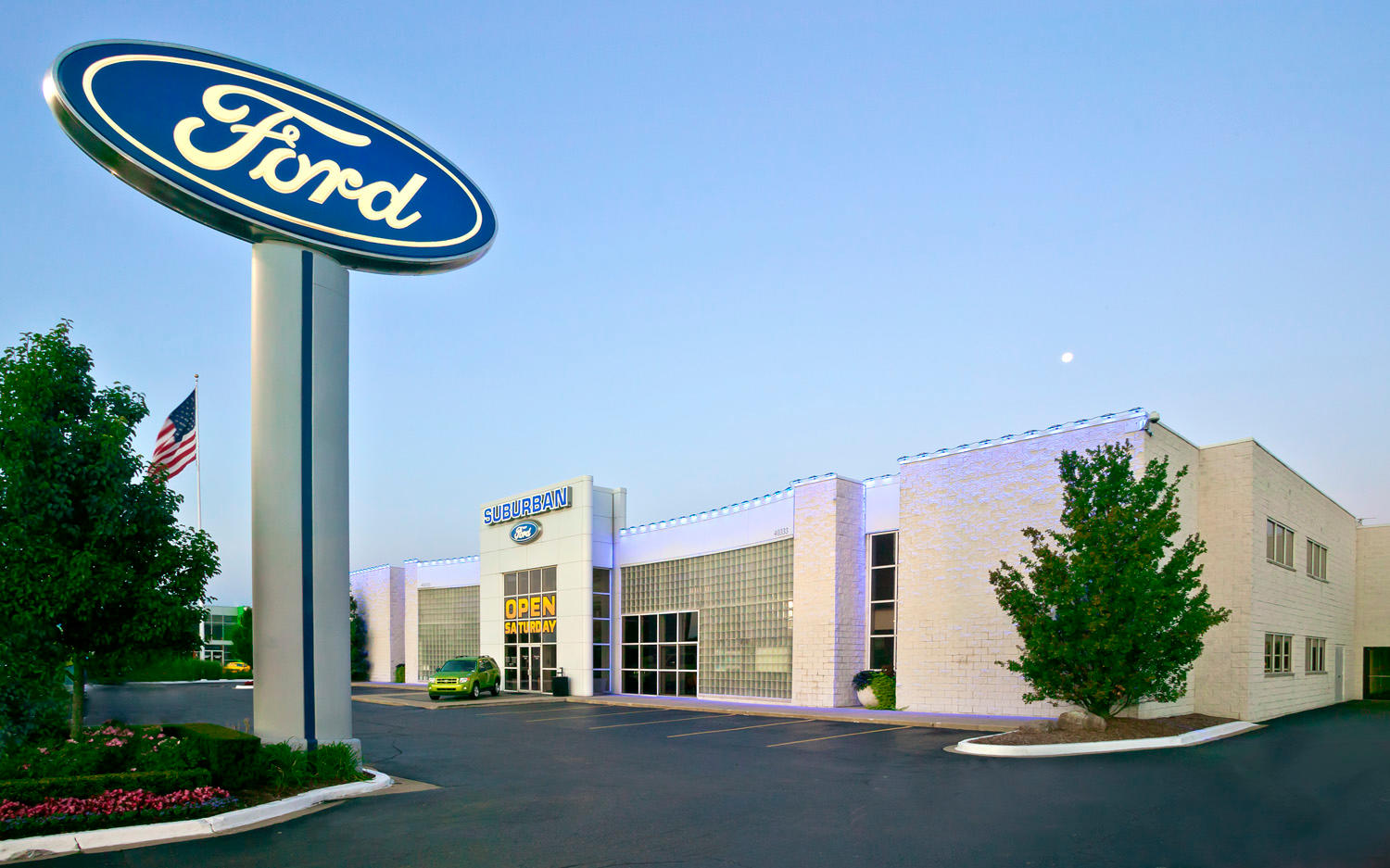 Suburban Ford Of Sterling Heights >> Suburban Ford Of Sterling Heights Sterling Heights Mi Www