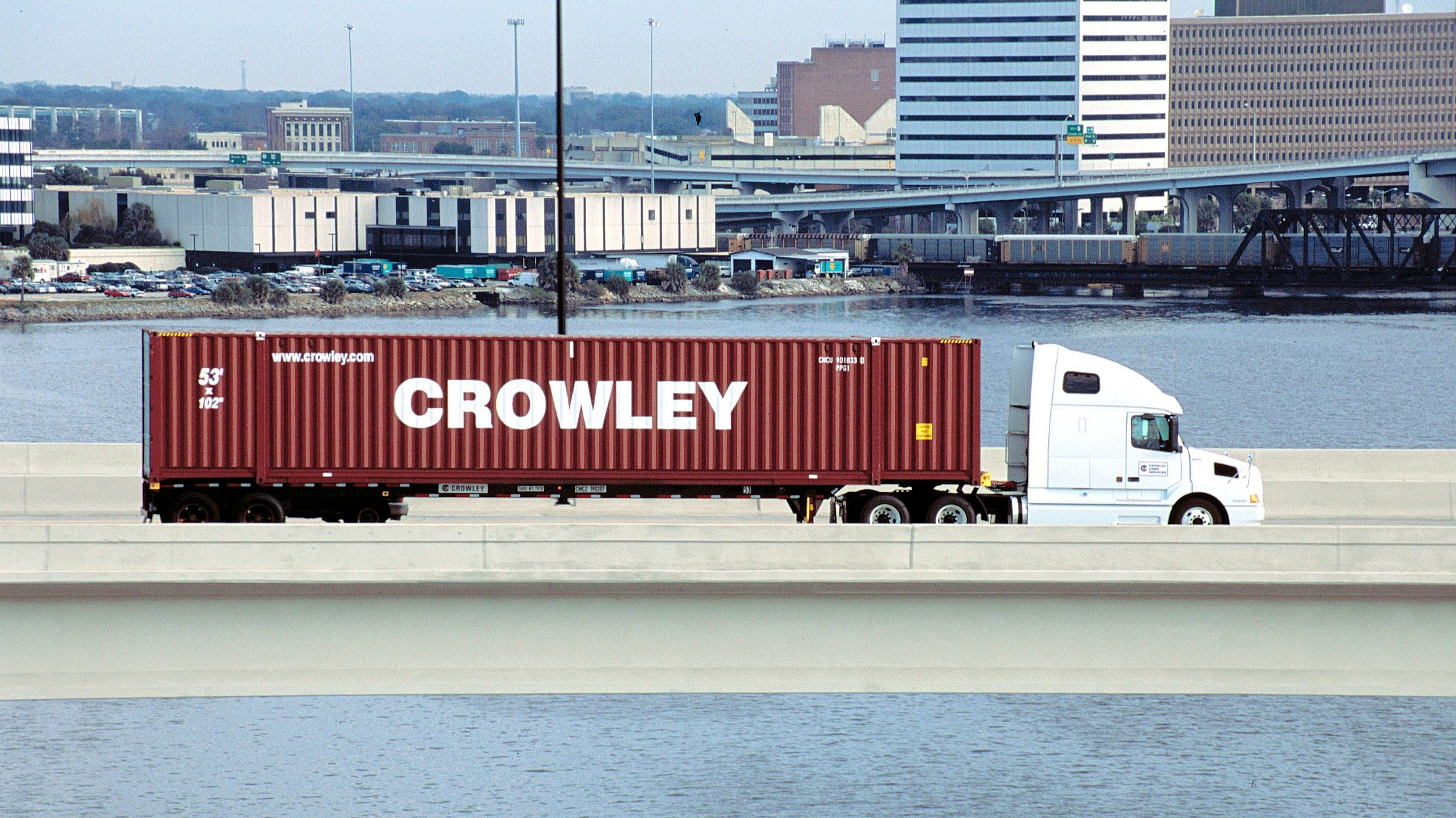Crowley Maritime Corporation Hq In Jacksonville Fl 32225