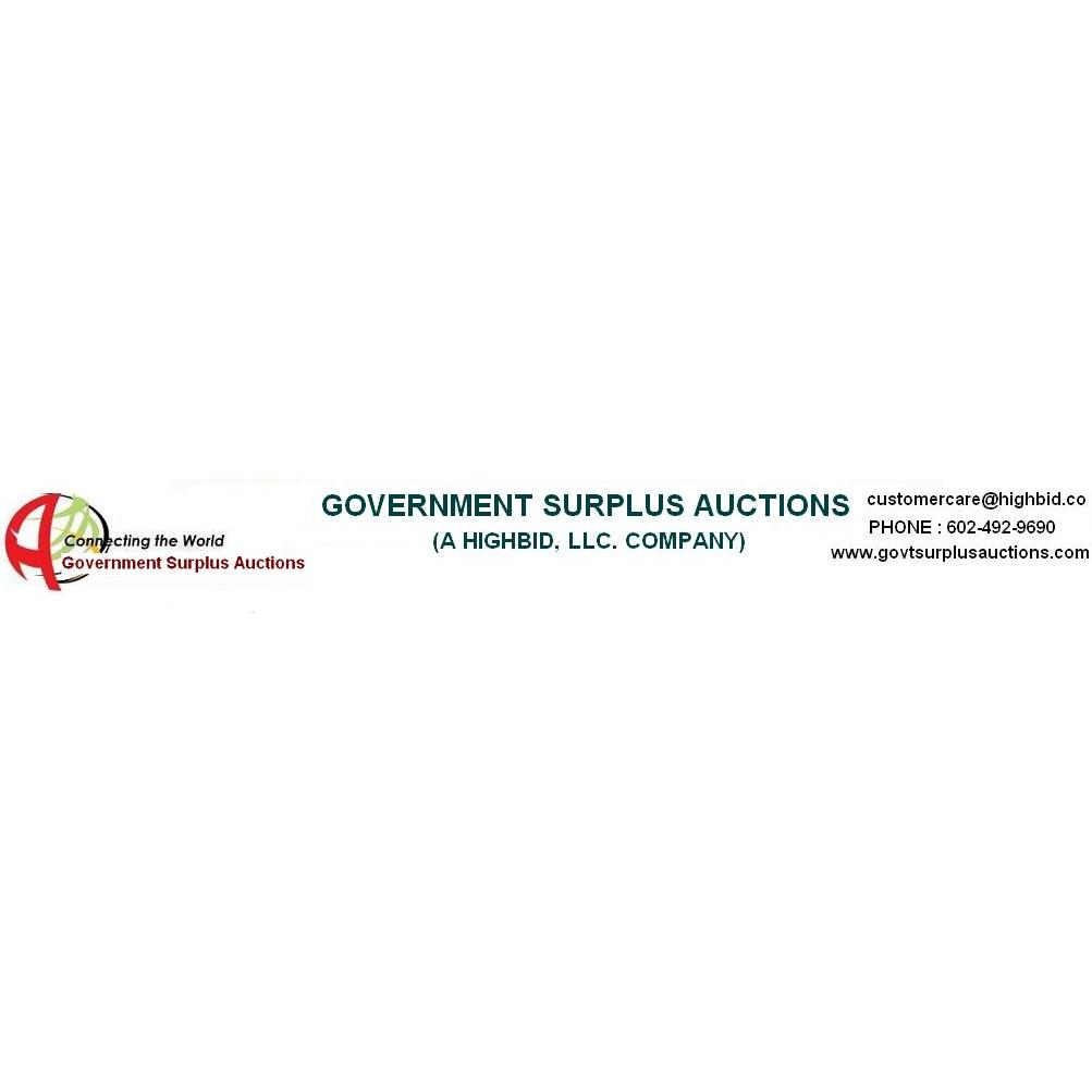 Government Surplus Auctions