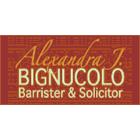 Alexandra J Bignucolo Barristers & Solicitors - Stratford, ON N5A 1X1 - (519)814-1414 | ShowMeLocal.com