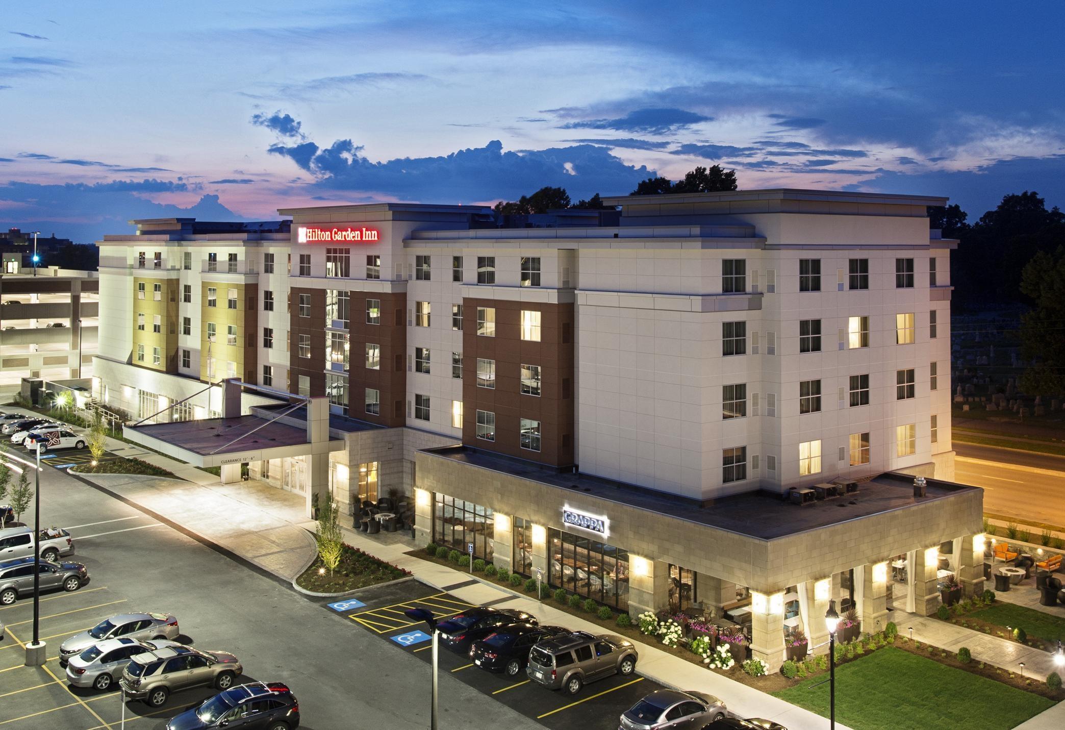 Hilton Garden Inn Rochester University Medical Center Rochester New York