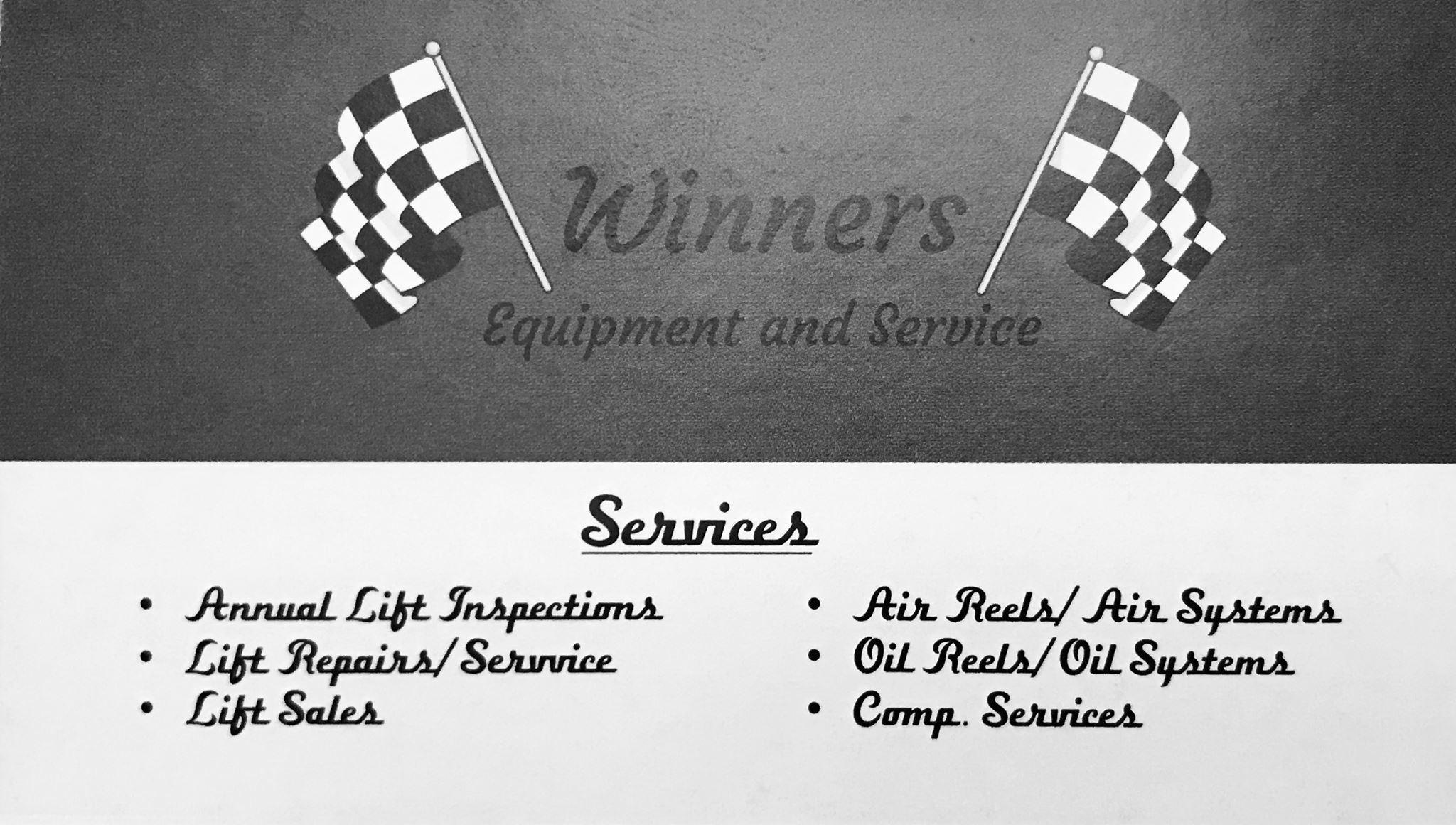 Winners Equipment and Service - Modesto, CA 95350 - (209)480-6066 | ShowMeLocal.com