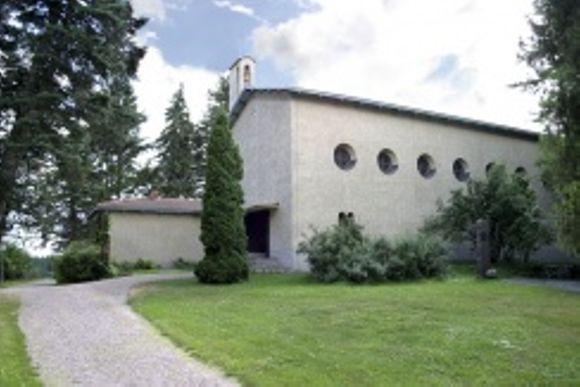 Hyvinkään seurakunta Kytäjän kirkko