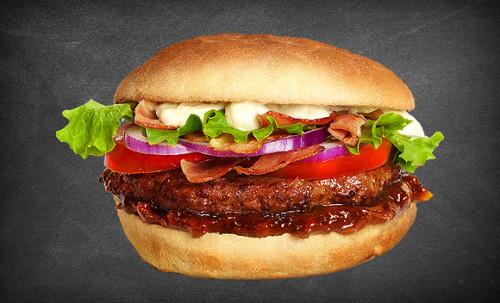 Fresh Bacon Burger