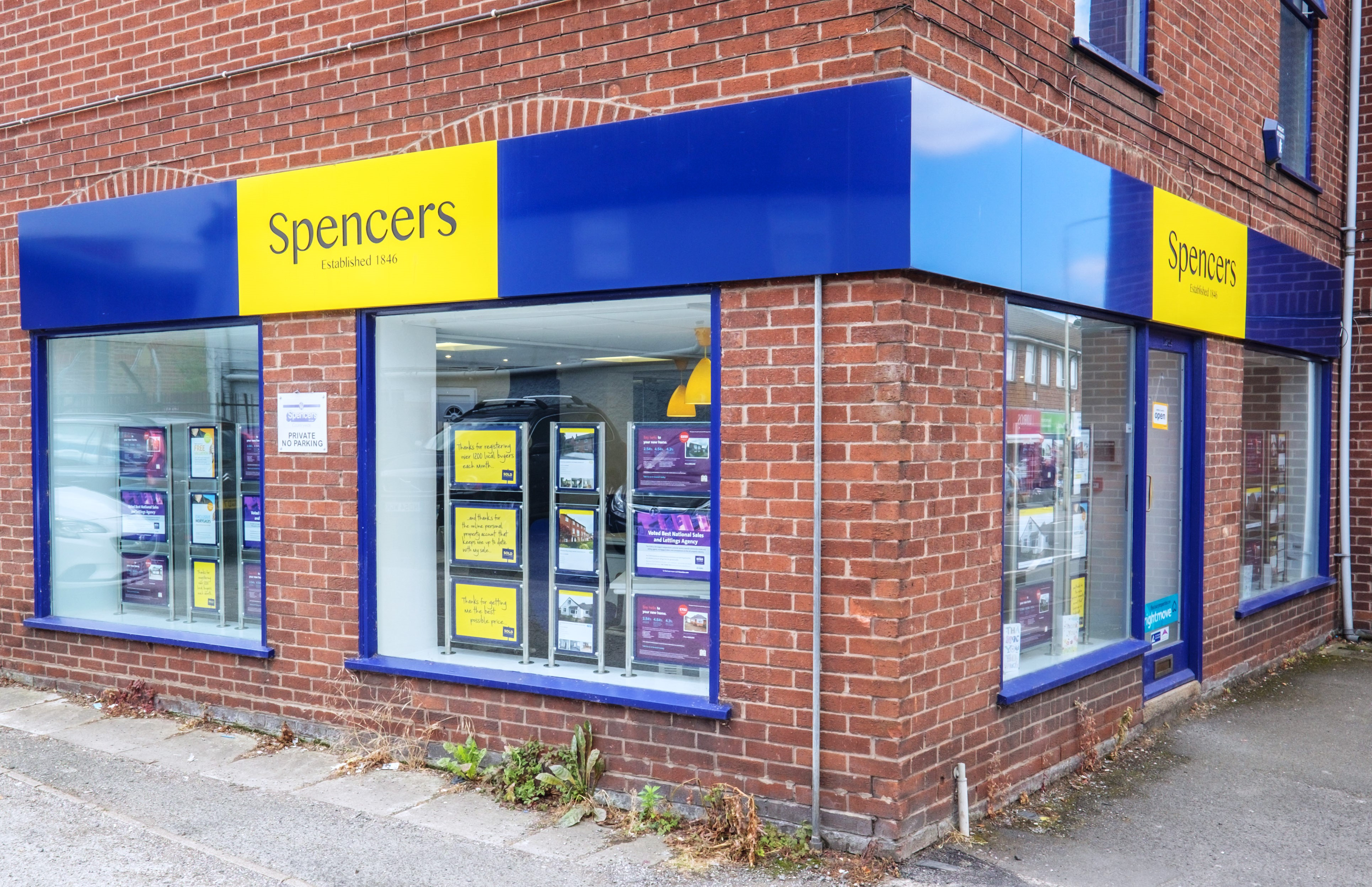 Spencers Estate Agents Syston