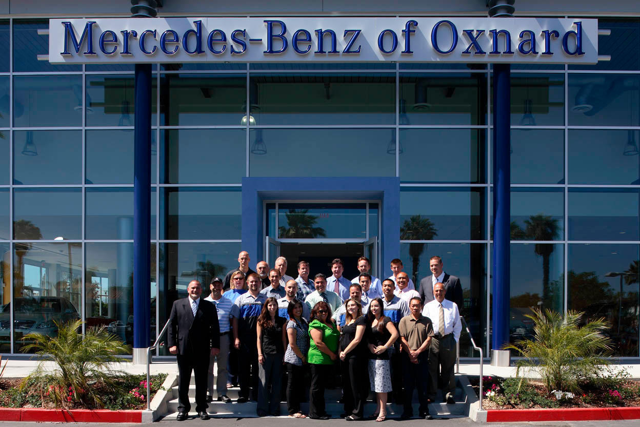 mercedes benz of oxnard oxnard ca company information