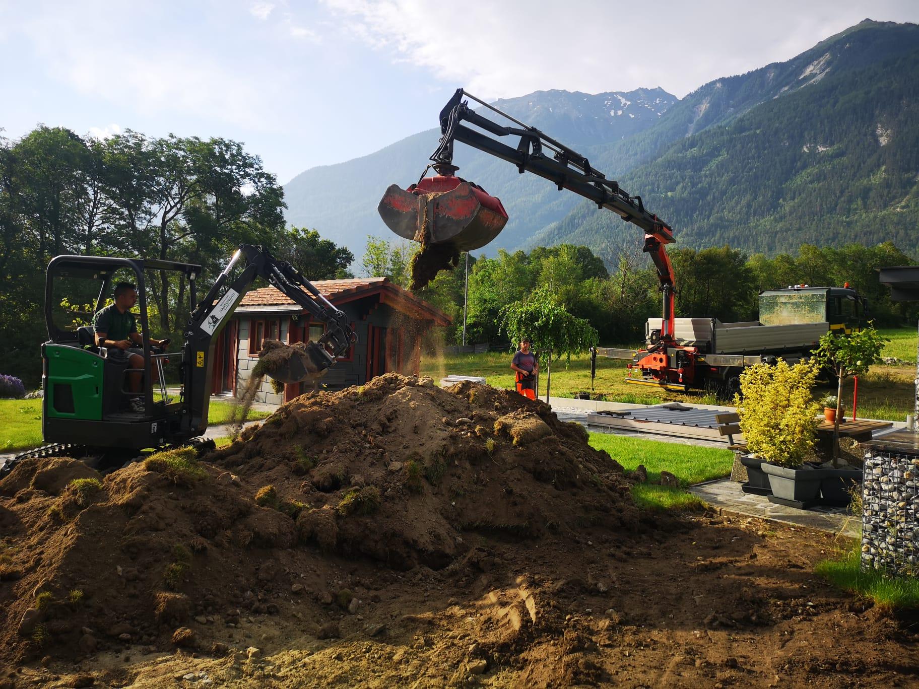 GALWA GreenGartenbau und Abwartsdienst Wallis