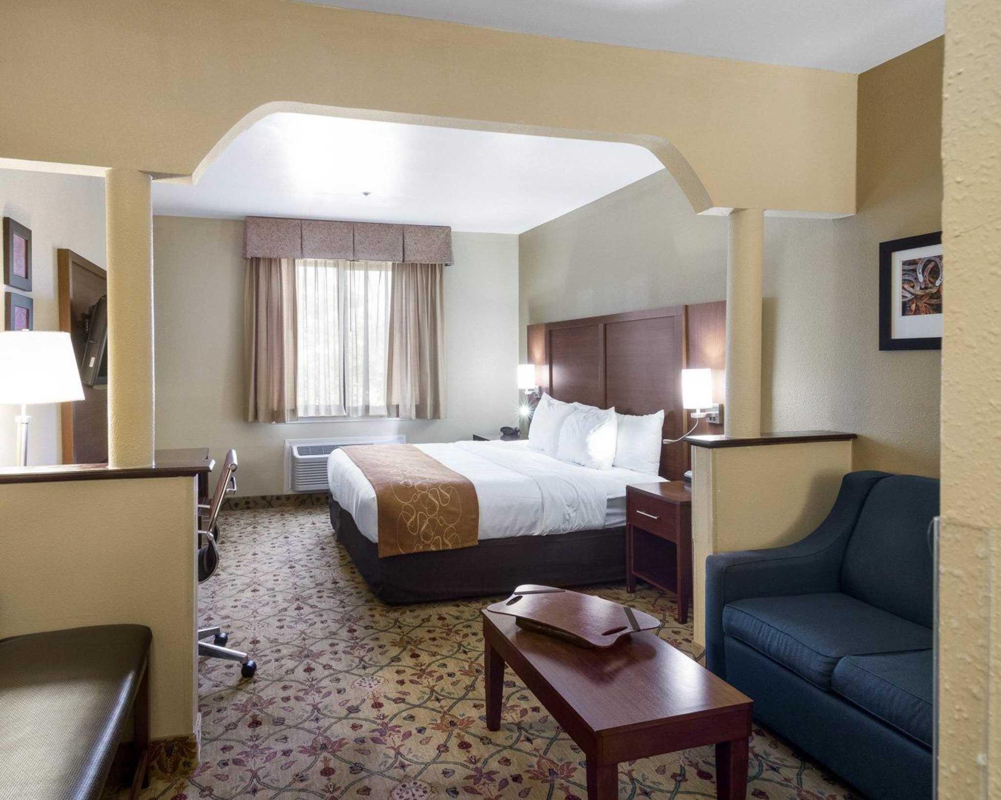 Quality Suites - Midland, TX 79705 - (432)620-9191 | ShowMeLocal.com