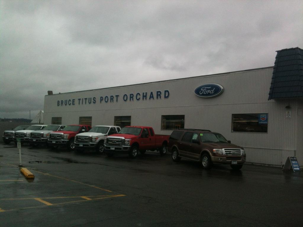 Port Orchard Ford Car Dealers