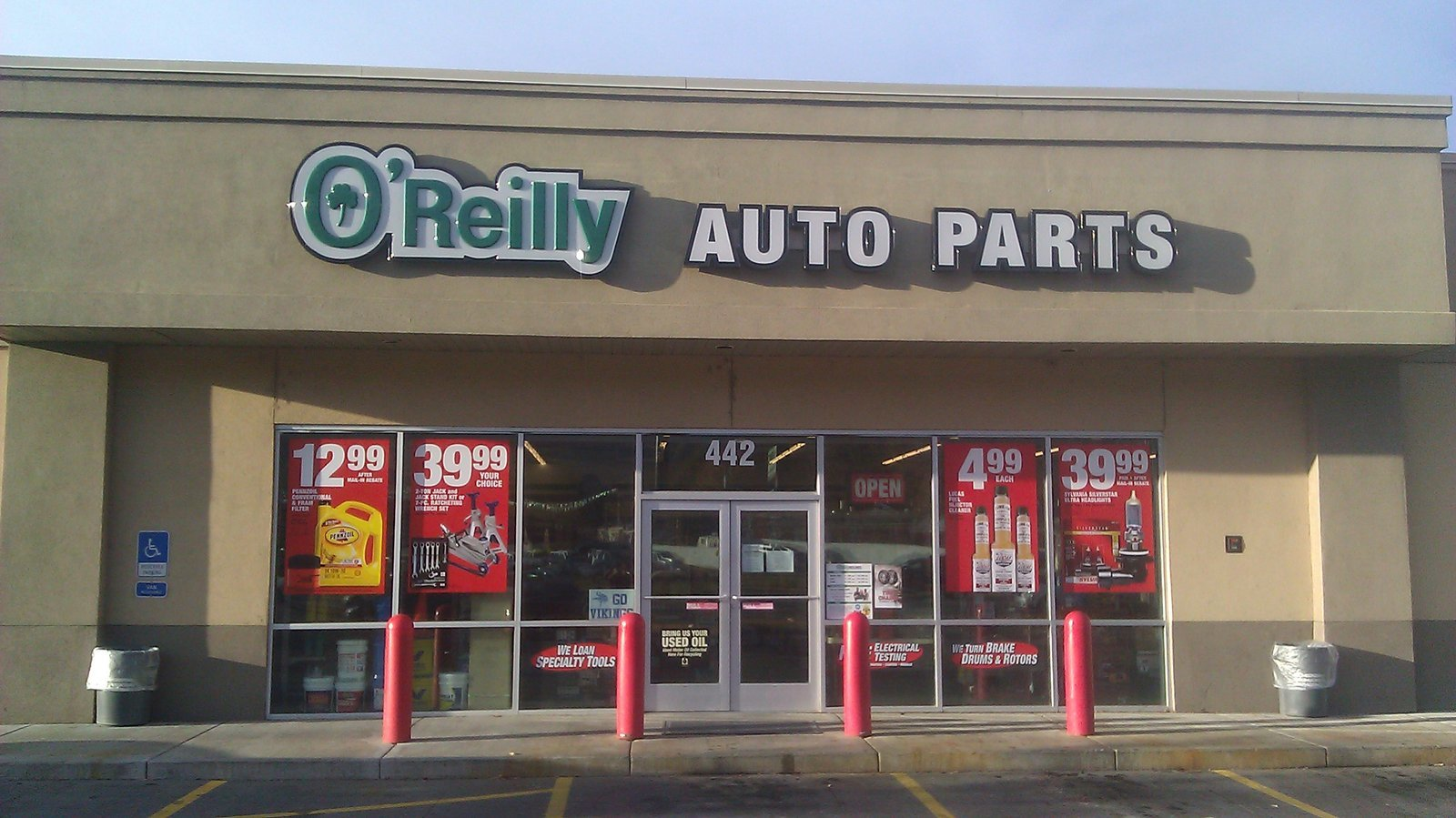 O 39 reilly auto parts in pleasant grove ut 84062 for Grove motors in pleasant grove