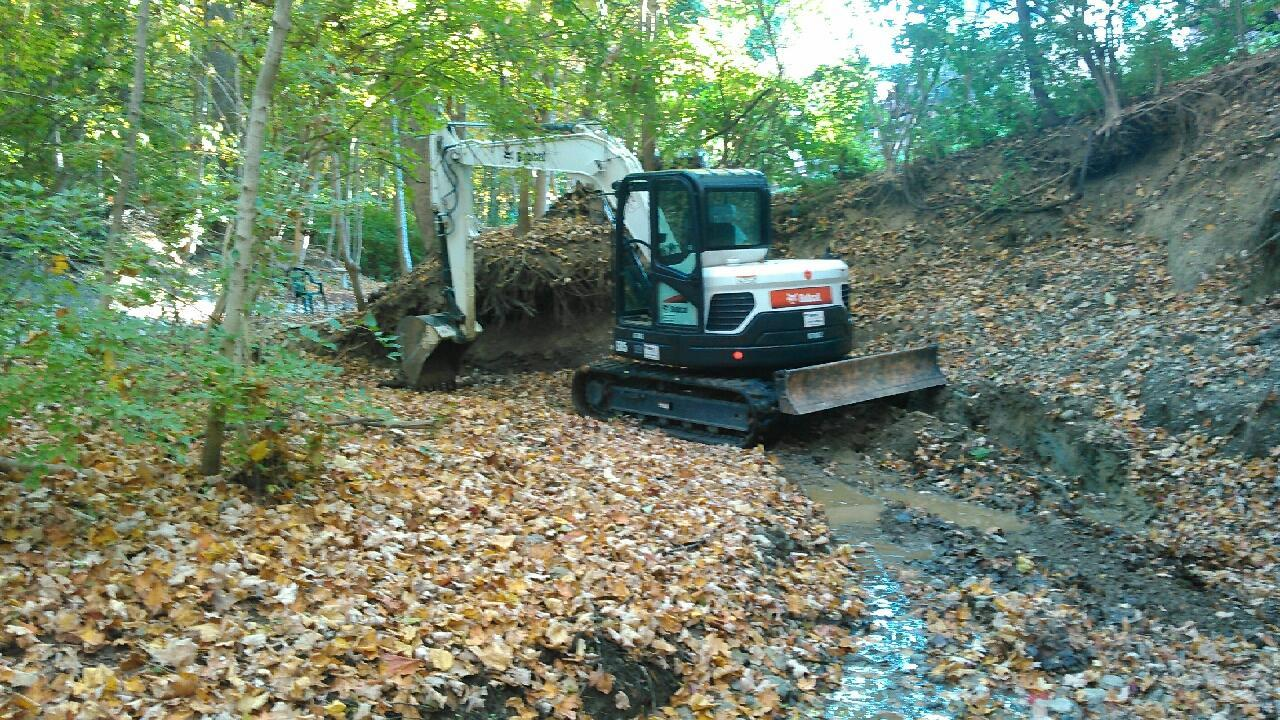 Jacobs plumbing excavating inc in hamilton oh