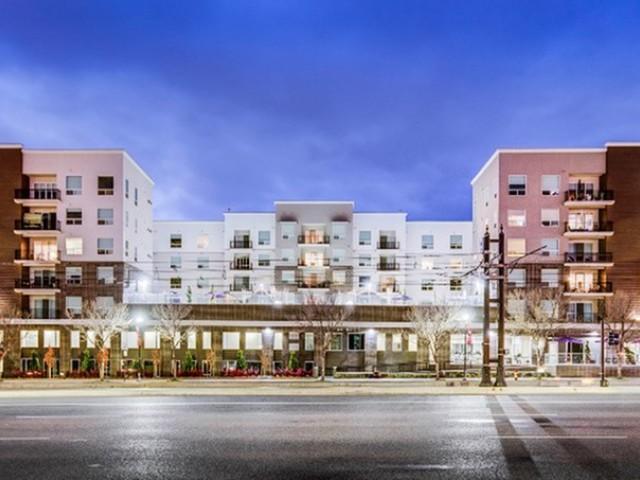 Encore Apartments In Salt Lake City UT 84111