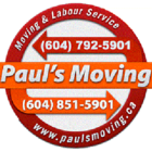 Paul's Moving and Labour Services LTD.