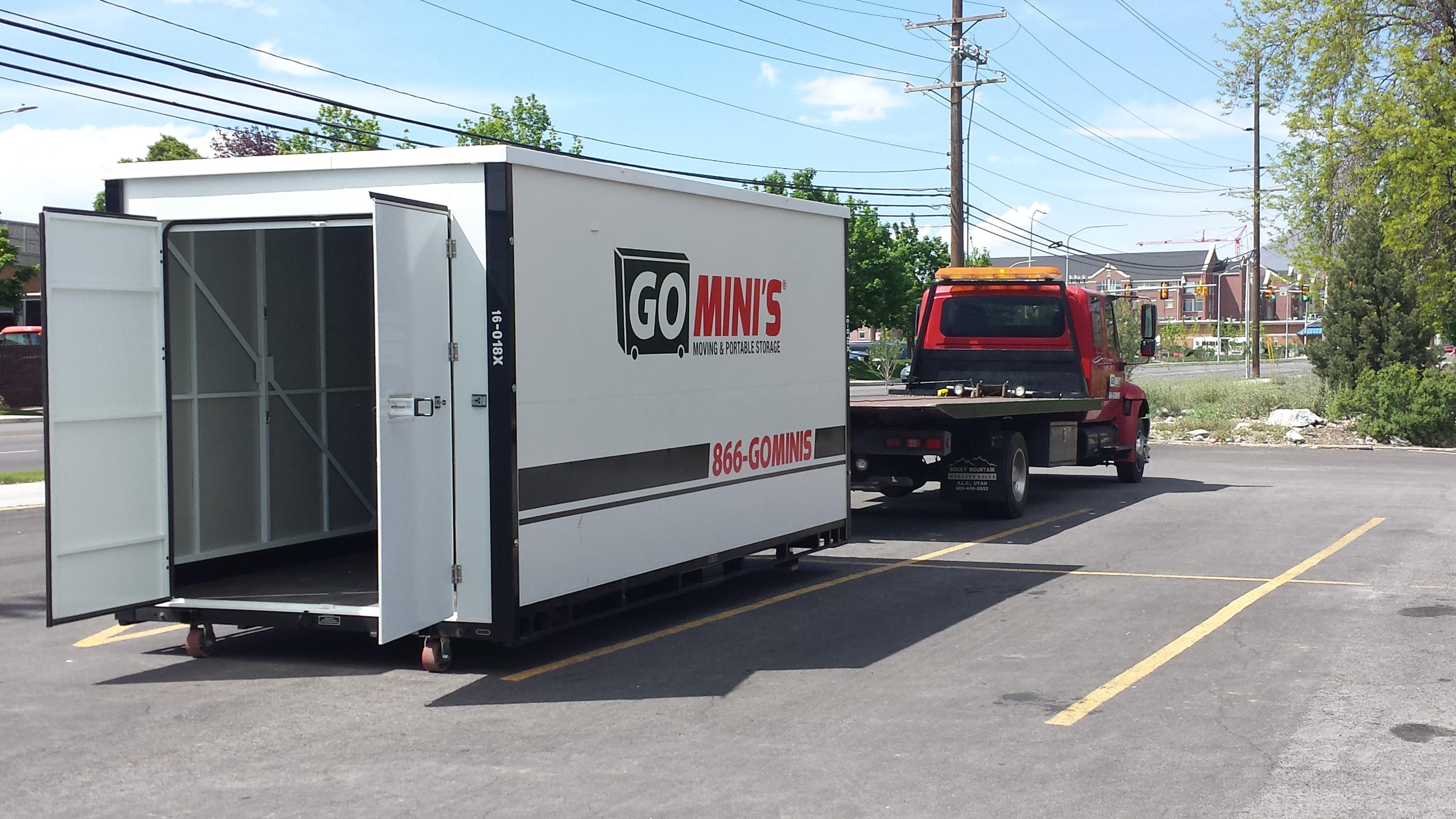 Storage Pods Utah Dandk Organizer
