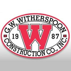 G.W.Witherspoon Construction Company Inc.