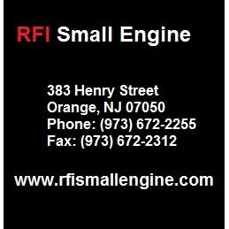 RFI Small Engine Inc - Orange, NJ - Lawn Care & Grounds Maintenance