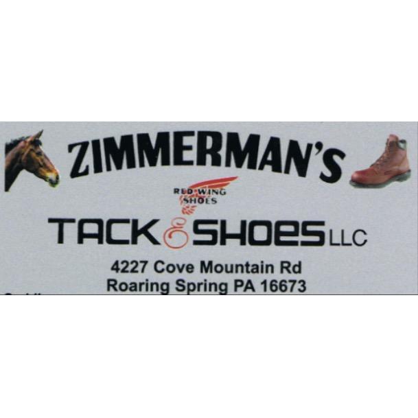 Zimmerman's Tack & Shoes LLC