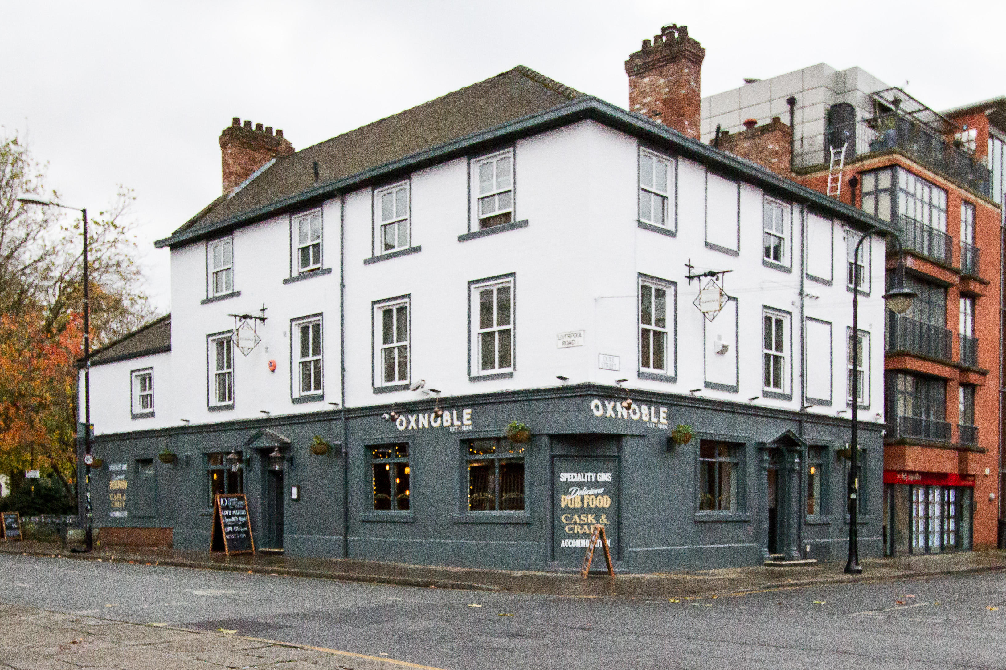 The Oxnoble