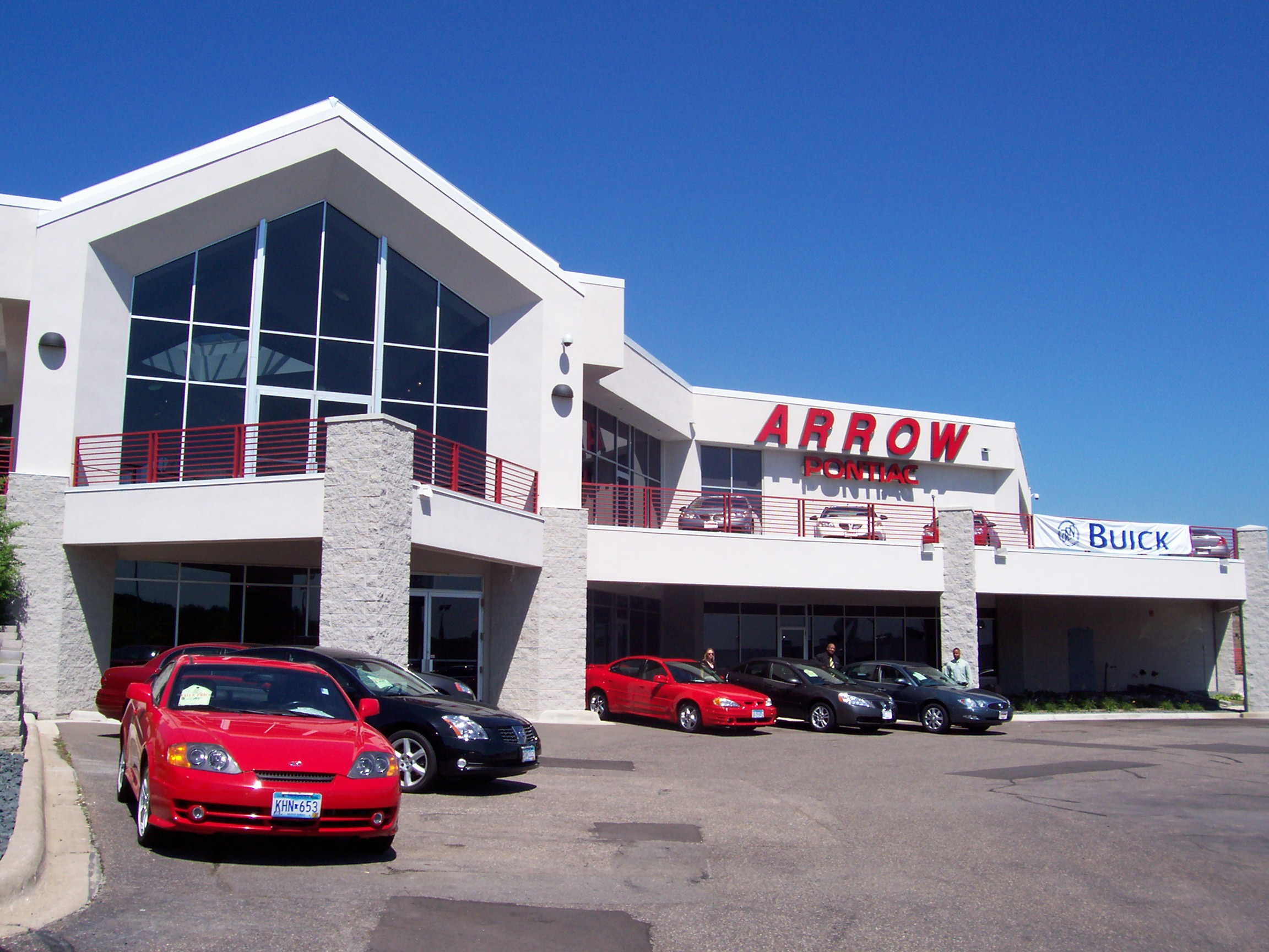Larry Reid's Arrow Buick GMC - Inver Grove Heights, MN